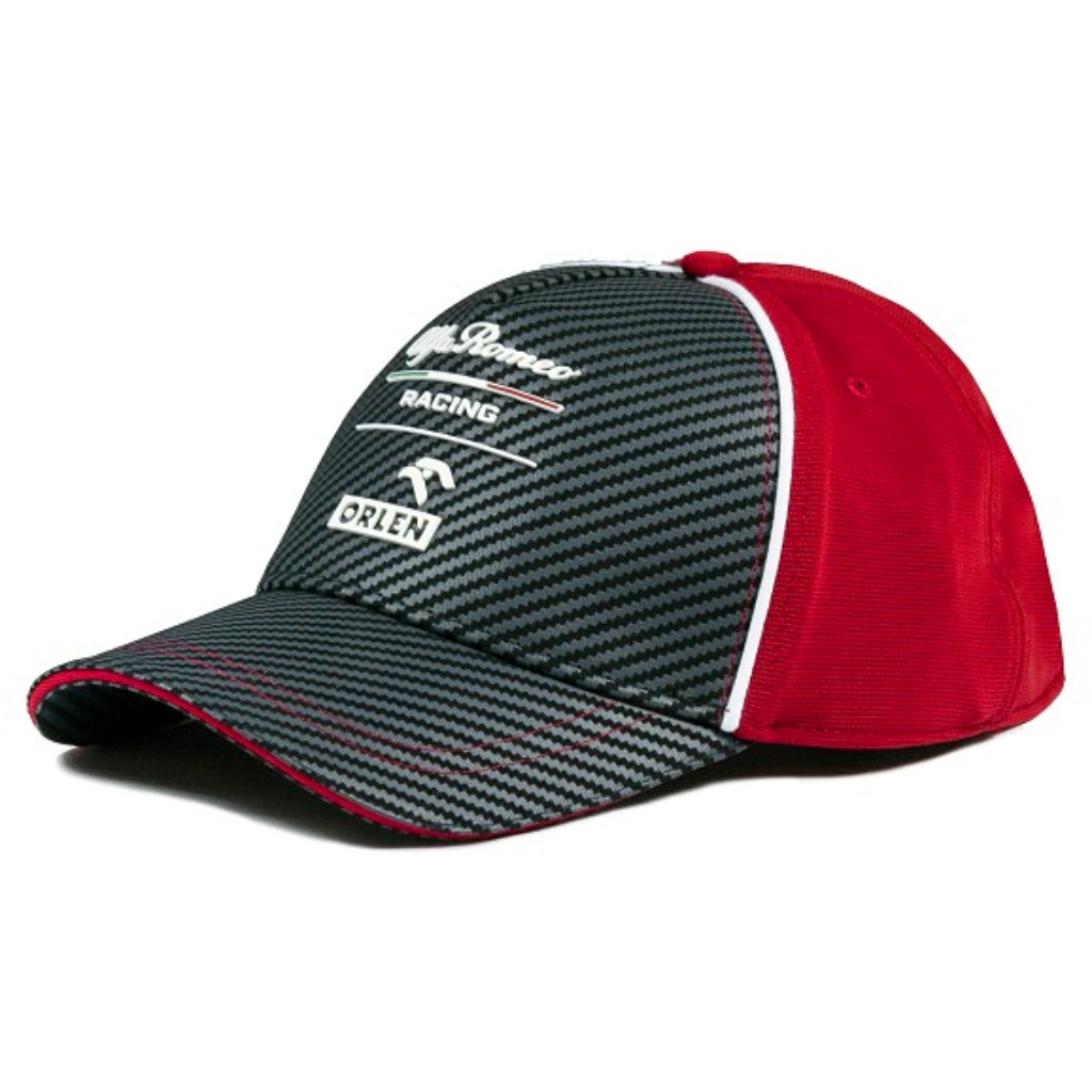Alfa Romeo Racing F1 2020 Team Baseball Hat