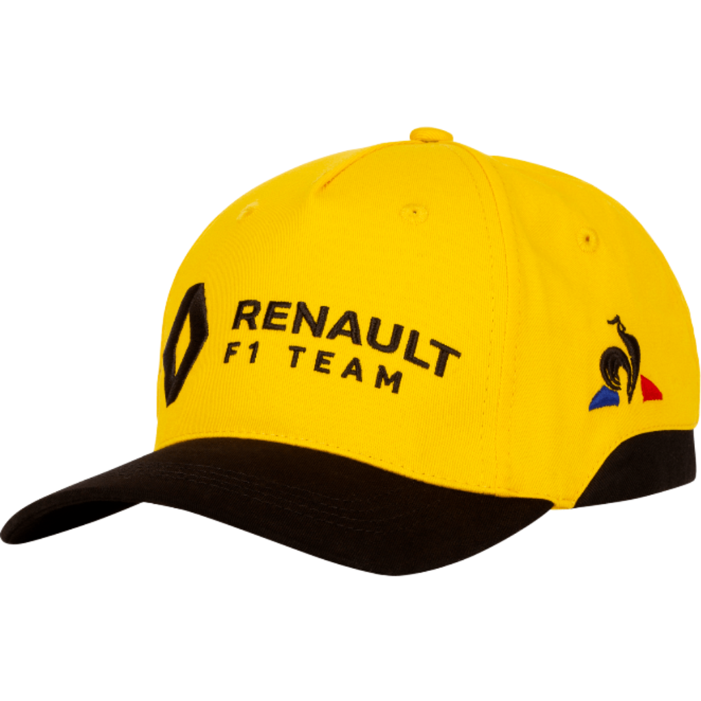 Renault F1 2019 Team Hat Yellow