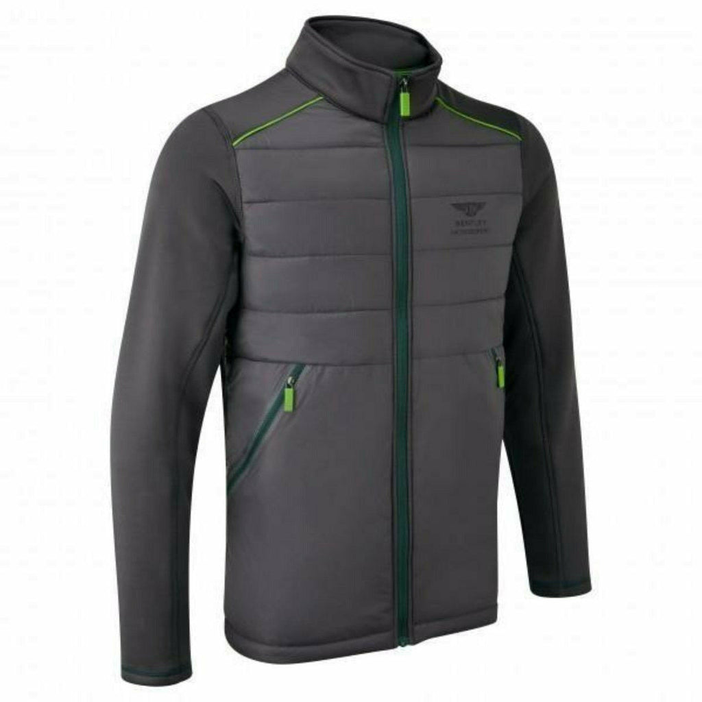 Bentley Motorsports Men's Travel Performance Liner Jacket