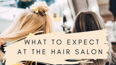 What To Expect When You're Expecting...A Hair Appointment!