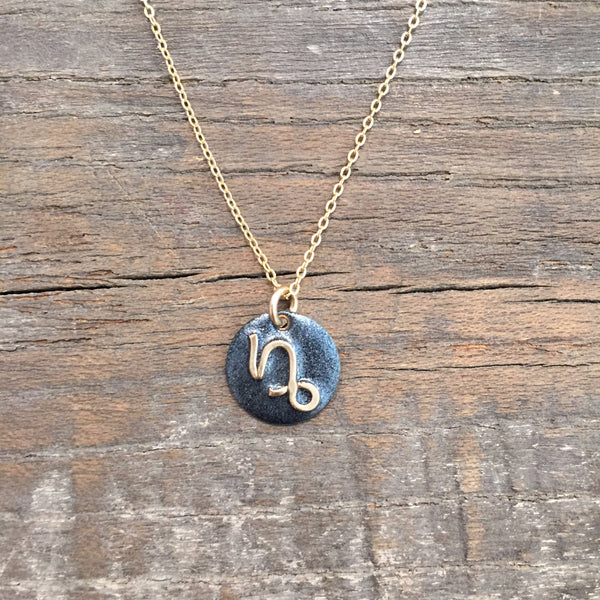 Jurate Zodiac Necklace