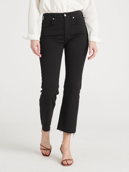 CQY Wes Crop - Black