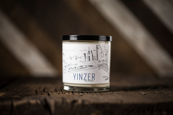 Yinzer Soy Candle
