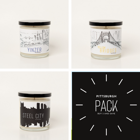 Pittsburgh Pack of Best Sellers