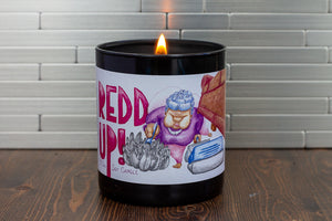 Redd Up Soy Candle