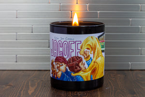 jagoff soy candle