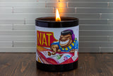 n'at soy candle pecan pie