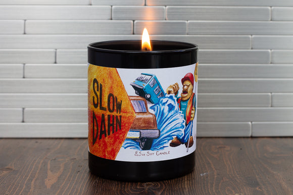 Slow Dahn Soy Candle