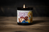 jagoff soy candle terrible towel