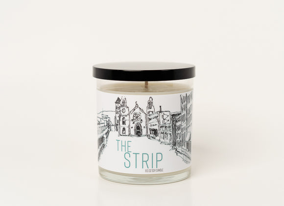 The Strip Soy Candle