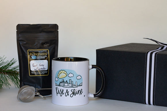 Tea Lover Gift Box - Small Business Holiday Gift Pack