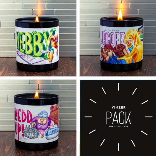 Yinzer Candle Pack