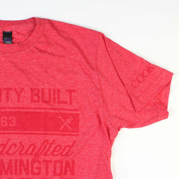 Quality Built Handcrafted Tshirt