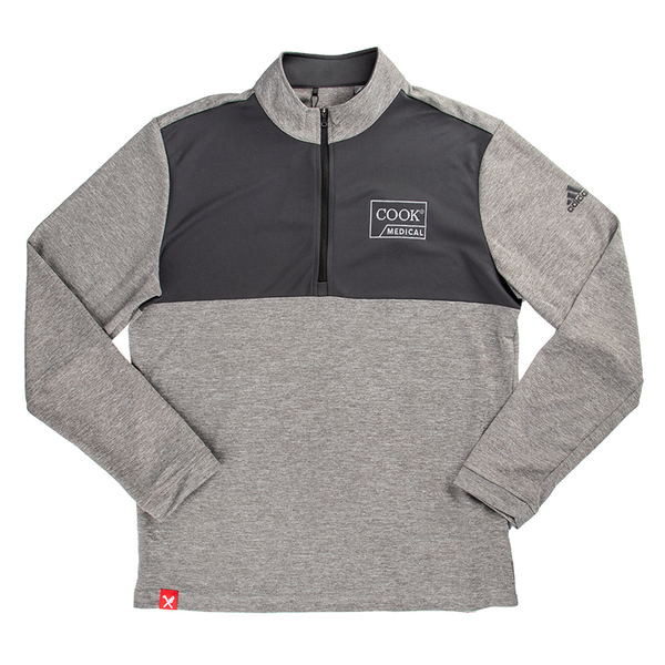 Cook Lightweight Color Block Quarter-Zip Pullover