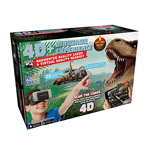ReTrak VR/AR DINOSAUR BUNDLE