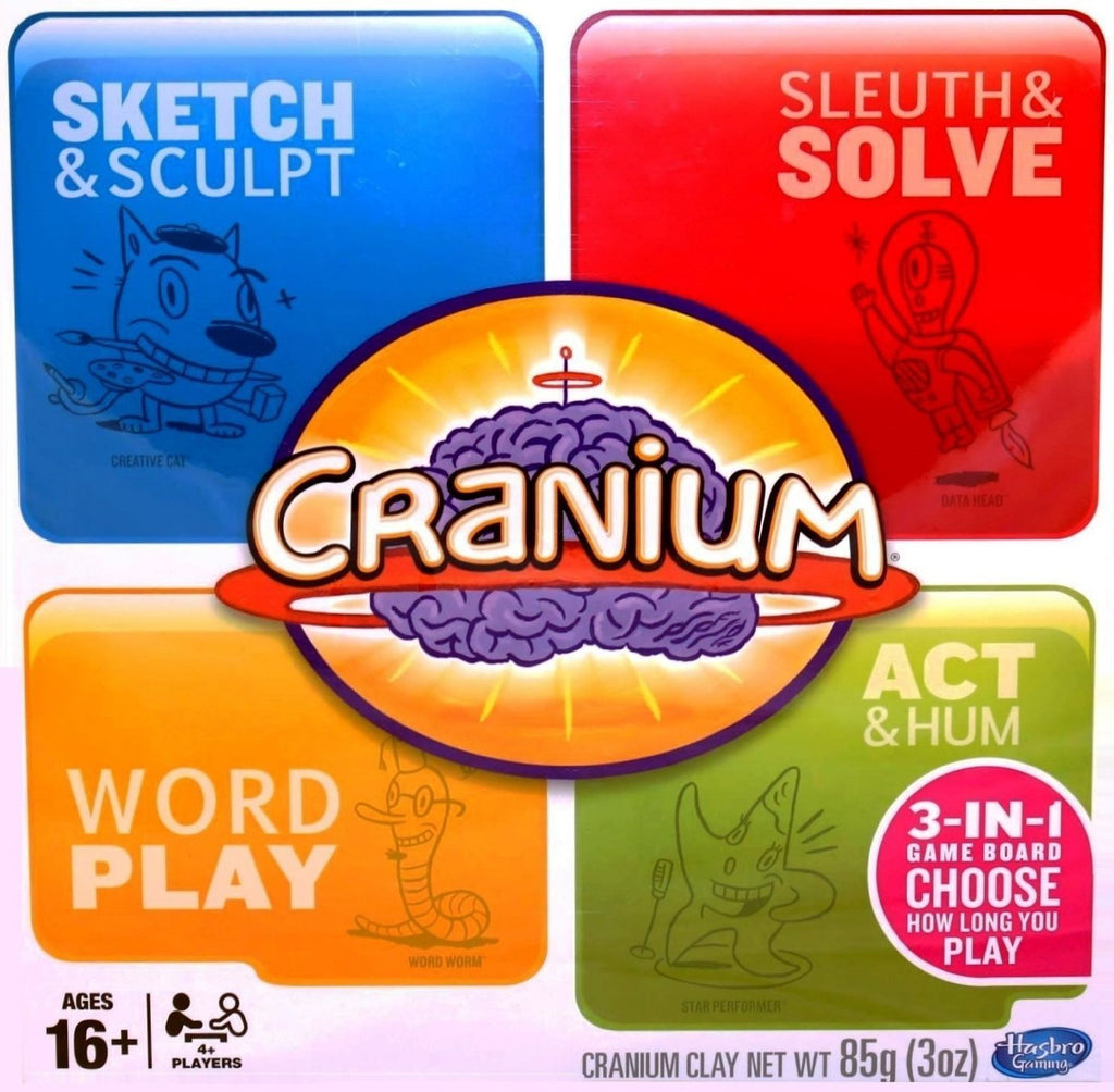 Cranium 3-in-1 Game Board