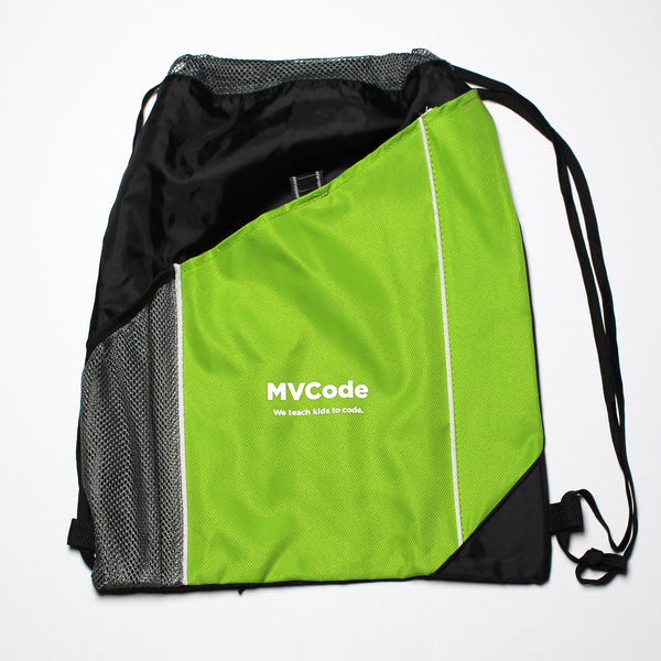MVCode Drawstring Backpack