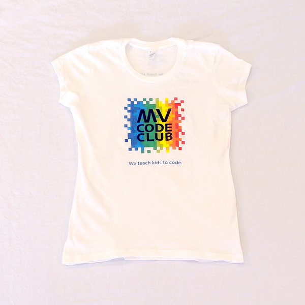 Retro MVCode Girls Shirt (Youth)
