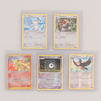 100124 - Pokemon Collectors Pack of 5 Rare Holographic Cards