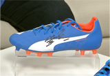100036 - Sergio Aguero Personally Signed Football Boot