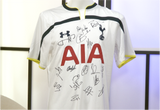 100058 - Tottenham Hotspur Playing Shirt Multi Signed