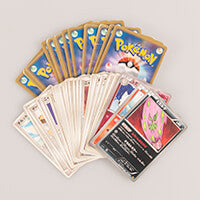 100120 - Pack of 50 Japanese Cards at Random