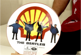 100198 - The Beatles  - Help! Rare Promotional Picture Disc