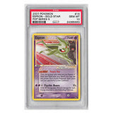 100209 - Pokemon POP Series 5 2007 Single ESPEON 16/17 PSA 10