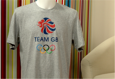 300027 - Team GB Paralympics T-Shirt (Grey)