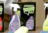 400003 - Wow Caravan & Motorhome Includes: 500 ml spray bottle & 2 Micro Fibre Cloths