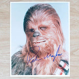 100135 - Peter Mayhew as Chewbacca in Star Wars