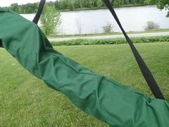 Adjustable Hanging Hammock Chair with Foot Rest