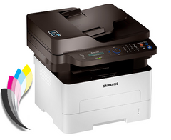 COLOR Desktop MFP/Copiers