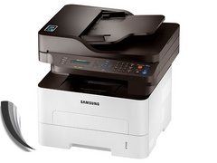 B&W Desktop MFP/Copiers