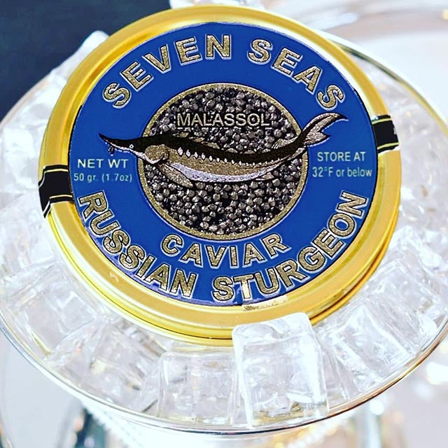 How to properly store caviar after purchase