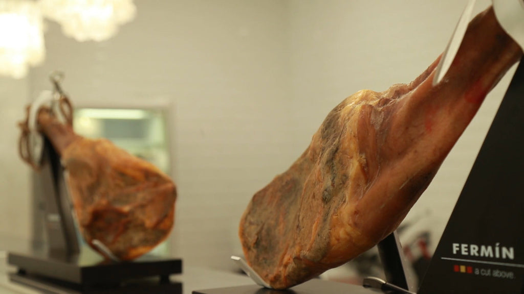Jamon. The finest ham in the World...