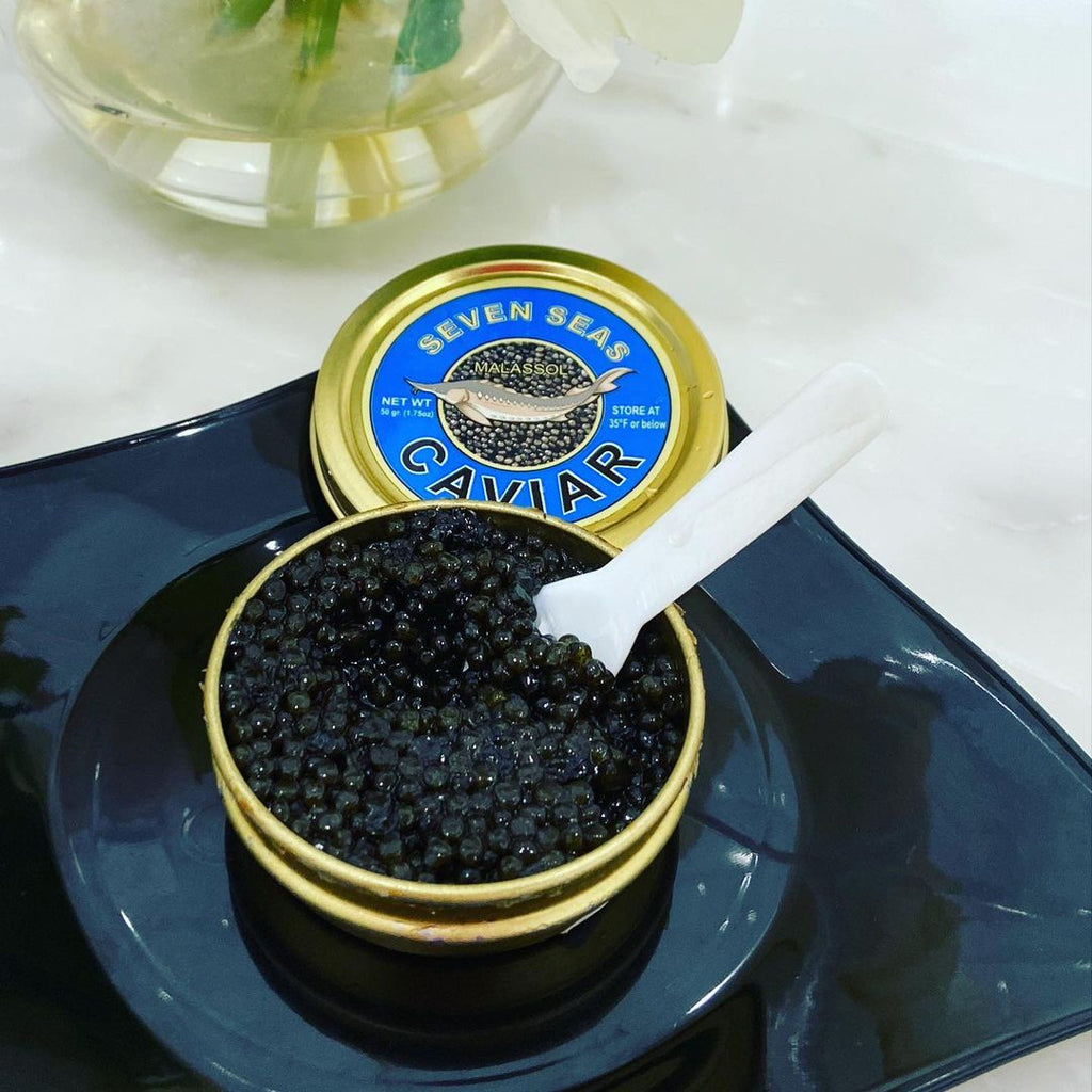 The benefits of caviar