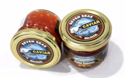 Salmon Caviar (King) 8oz