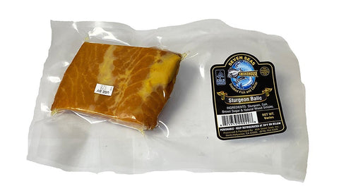 Sturgeon Balic Cold Smoked Chunk VP