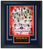 Boston Red Sox - 2018 World Series Champions Composite Lt.Edition Frame