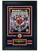 Chicago Bears -All-Time Greats Limited Edition Collage - National Memorabilia