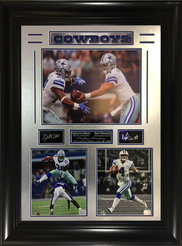 Cowboys - Dak & Zeke 20x28 Collage