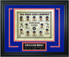 Chicago Cubs -2016 World Series Champions Framed Lt.Edition FTSTM190 - National Memorabilia