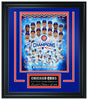 Chicago Cubs -2016 World Series Champions Framed Lt.Edition FTSTN071 - National Memorabilia