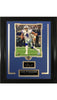 Dallas Cowboys Dak Prescott Engraved Signature Collage