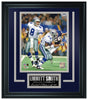 Dallas Cowboys-Emmitt Smith Limited Edition Frame FTSEY033 - National Memorabilia