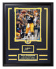 Steelers-Terry Bradshaw Limited Edition Engraved Signature Collage