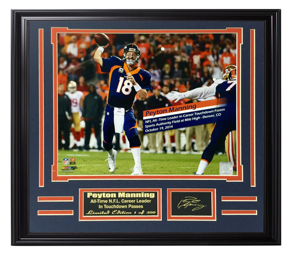 Broncos-Peyton Manning All-Time Leading Passer
