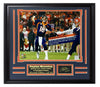 Broncos-Peyton Manning All-Time Leading Passer - National Memorabilia