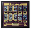 Redskins-All-Time Greats Engraved Signature 10-Photo Collage